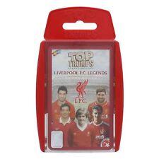 Liverpool FC LFC Retro Top TRUMPS Official