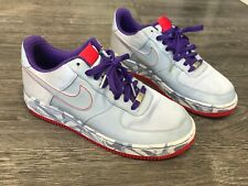 Nike Air Force 1 Low Premium Trainers Size UK 8 (2007) RARE