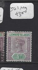 LEEWARD ISLANDS (P1610B)  QV  1/2D   SG 1    MOG