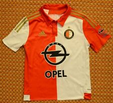 e37720684b1 2015 - 2016 Feyenoord Rotterdam, Home Shirt by Adidas, Boys, Youth Large,