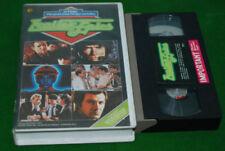 Action VHS Films Pre Cert
