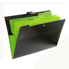 Document Holder folder Storage Binder pouch Package for A4 paper Q6X6