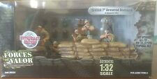 Forces of Valor British 7th Armored Division Soldiers 1:32 Scale 83003
