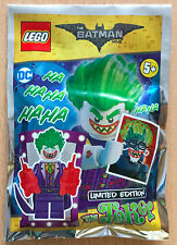 LEGO SET MARVEL POLYBAG FIGURINE MINIFIG SUPER HEROS BATMAN : LE JOKER DYNAMITE
