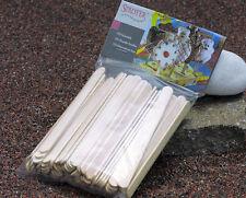 100 Stück Holz Stiele Stick it 10 cm von Städter