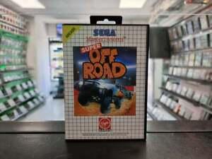 Super Off Road - Sega Master System - FAST DELIVERY