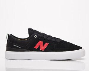 New Balance Numeric 379 Men's Black Orange Athletic Skate Lifestyle Sneakers