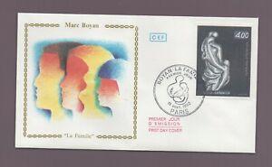 FDC 1982 - La Famille Von Marc Boyan (2609)