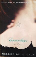 Revelations Melissa De la Cruz Paperback Book Blue Blood Series Twilight Vampire