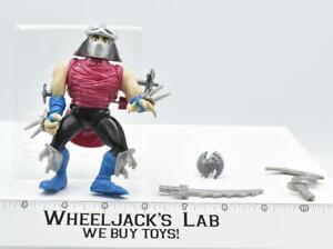Wacky Action Shredder 1990 100% Complete Teenage Mutant Ninja Turtle Playmates
