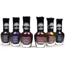 KLEANCOLOR 3D DUOCHROME NAIL POLISH LOT OF 6 LACQUER THE CHROMATIC