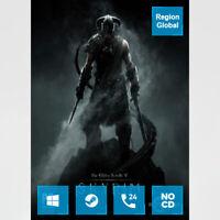 The Elder Scrolls V Skyrim for PC Game Steam Key Region Free