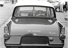 BROADSPEED FORD ANGLIA PHOTOGRAPH SALOON CAR RACER
