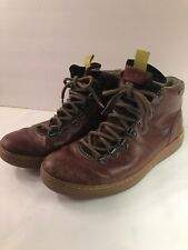 Clarks Mens 10.5 Gortex Leather Nanu GTX Hiking Trail Street Boots