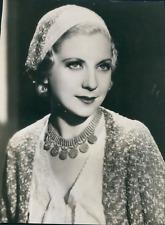Actrice Lilyan Tashman, 1932, vintage silver print vintage silver printLilya