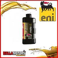 E154691 1 LITRO OLIO ENI I-RIDE MOTO 10W40 SYNTHETIC TECH