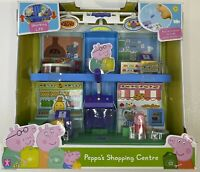 Peppa Pig Peppa's Shopping Centre Superstore Playset Figures & Accessories