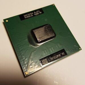 Intel Pentium M CPU 1.60 GHz / 1M / 400 Mhz Mobile Processor SL6FA