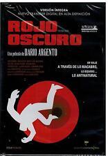 Rojo oscuro (v.o. Italiano) (DVD Nuevo)