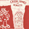 Various Artists - Creole Songs of Haiti / Various [New CD]