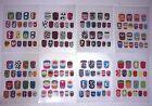 New Lot of 8 sets/160 total Kids Fingernail Easy Fun Sticker/Tattoos - FREE Ship