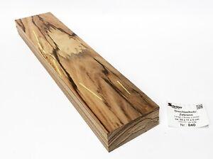 Woodturning Zebrano Block Knifemaking Precious Wood Craft Penblank 840