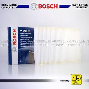 RENAULT CLIO KANGOO MEGANE THALIA M2039 BOSCH CABIN POLLEN FILTER