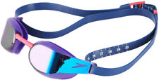Speedo Fastskin Elite Mirror Swimming Goggles - Purple
