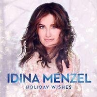 Holiday Wishes - Menzel, Idina - CD New Sealed