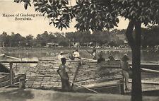 PC SOERABAJA, KAJOON OF GOEBENG RIVIER, INDONESIA (b5153)