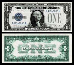 1928-A $1 SILVER CERTIFICATE NOTE~~ CRISP ~UNCIRCULATED