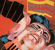 "BRAM TCHAIKOVSKY ""PRESSURE"" LP 1980 radar polydor"