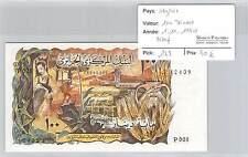 BILLET ALGERIE - 100 DINARS  - 1-11-1970