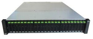 Fujitsu ETERNUS DX200 S3 ET203AU 2x Controller Module CA07662-D121 24x HDD 1.2TB