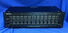 Numark Eq 2100, Vintage Stereo Frequency Equalizer 6 Ban - New Old Stock