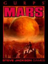 SJG GURPS Genres  Mars VG
