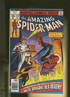 Amazing Spider-man #184, VF 8.0, 1st Appearance Phillip Chang & White Dragon