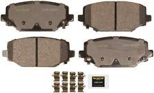 For Chrysler Dodge Ram VW Rear Disc Brake Ceramic Pads Monroe Brakes CX1596