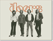 The Doors The Band Tin Metal Sign 16 x 13in