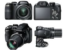 "Fuji S4500 14MP 30x Zoom Digital Bridge Camera Fujifilm FinePix ""DSLR Style""2154"