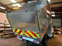 BRAND NEW ALUMINIUM ARB TREE SURGEON TIPPER CONVERSION MWB SPRINTER WITH TOOLBOX