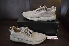 Men's Adidas Yeezy Boost 350 Moonrock Sz 9 Grey Kanye West AQ2660