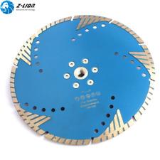 9'' Diamond Cutting Disc M14 Flange Saw Blade Cutting Disc Granite Marble Stone