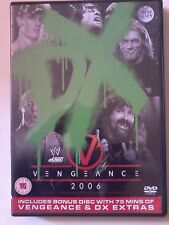 WWE VENGEANCE 2006 - UK DVD - (241 mins)