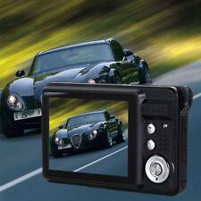 18MP 8x Zoom HD Digital Camera TFT LCD Display Anti-shake Camcorder Video US