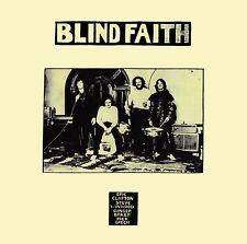 BLIND FAITH SELF TITLED DEBUT CD ERIC CLAPTON / STEVE WINWOOD / GINGER BAKER NEW