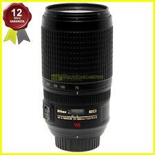Nikon AF-S Nikkor 70/300mm f4,5-5,6 G ED VR obiettivo per fotocamere FX e DX