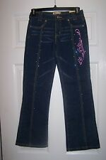 RARE Collectible Disney Jeans Girls Size 10 With Manufacture Defect NWT