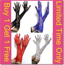 Unbranded Nylon Costume Gloves