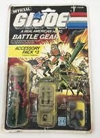 GI Joe Battle Gear Accessory Pack #3 - Sealed - Hasbro - ARAH